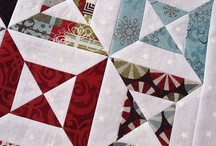 Quilts from Jelly Rolls / Quilts and quilt patterns using a Jelly Roll fabric assortment / by Zen Chic, modern quilts by Brigitte Heitland