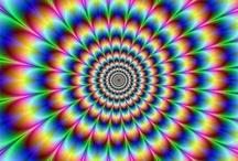 spirali arcobaleno / by Marina Argenti