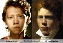Harry Potter Look-alikes