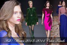 Autumn/Winter 2014 Fashion Trends