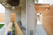 Arquitetura - Corredor Externo
