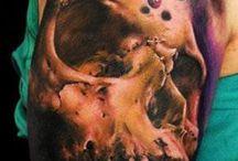 Tattoos / by Celina Turner