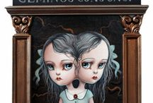 *{art}* mab graves / by Jo Wilson