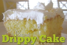 Dessert & Sweet Treats / by Laura Farrace Vannoy