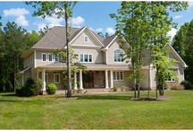 North Carolina Dream Homes / by Roseanne D'Ambrose