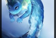 Pokemon art / Different types of Pokemon art