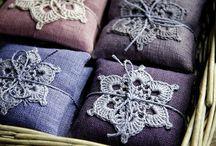 lavendar pouches