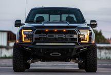 4WD Ford Raptor
