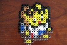 Hama beads pokemon!!!♡ / by Tofyna