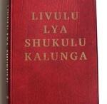Mbunda /African Bibles