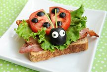 Funny Kid's Food