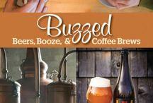 Beers, Booze, Coffee Brews!