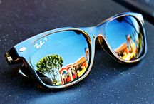 Raybans! / by Jennifer M.