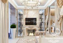 Дизайн Проект интерьера маленькой квартиры в ЖК Татьянин Парк / Интерьер в ЖК «Татьянин Парк» подойдёт для маленькой квартиры. В основе цветовой гаммы лежит бежевый, белы и коричневый цвет. Это помогает зрительно увеличить размер комнат. В квартире мебель расставлена учитывая основные принципы эргономики.  Таким образом, получилась небольшая, но стильная и уютная квартира.