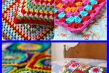 Decorating ideas (crochet / knit)