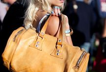 Hand bags oh yes / by Gina Parker