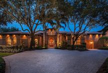 SOLD: 5558 N High Flyer Road / Large Land in the Palm Beaches. Prominent Builder's custom estate situated on over an acre in the desirable gated community of Steeplechase. This exquisite estate has no detail overlooked and is ideal for a family.