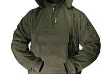 Jaket dan pakaian
