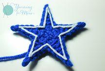 Crochet - Team Logos