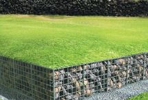 Gabion wall / Want to know more about gabion baskets, gabion walls and gabion cages - then  go no furher