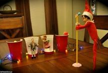 Christmas- Elf on the Shelf / by Karen Rich