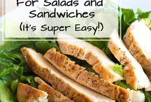 chicken breast for salad