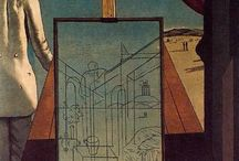 シュールな世界へ。Giorgio de Chirico
