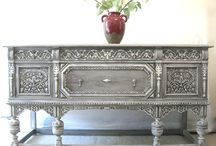 DIY-Painted Furniture Ideas