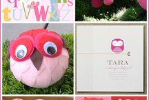 w00t w00t! / everything owls. such a cute theme that isn't used as much as other kid theme parties. love it! / by Jane Smith