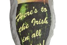 A Wee Touch 'O the Irish / Everybody's Irish on St. Patrick's Day, right? Check out some of our fun decor to get your home or office in the Irish spirit!