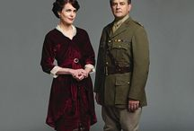 Downton Abbey Costumes / by Susan Piasecki @ ThoughtfulSpot