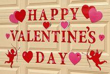 Colorful Valentine's