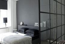 B/W, Modern, Wood, Interior