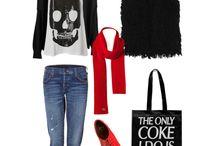 Punk Rock Princess Style / by Ashleigh Barker