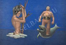 Animal paintings I KIESELBACH