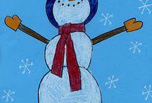 Christmas & winter: Activities for children