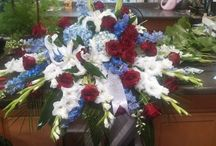Caan's Sympathy Arrangements / Sympathy Arrangements created by Caan's Floral! Call or come to our website today to order your custom pieces!!!  www. caanfloral.com - (920)452-4111