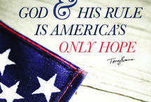 America: Turning a Nation to God / by Tony Evans