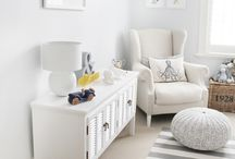 UNISEX NURSERY INSPIRATION / Our unisex nursery loves and lusts to inspire your modern nursery