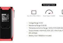 Vaporesso Revenger 220W Kit with NRG Mini – £30.18 - https://vapebargains.co.uk/vaporesso-revenger-220w-kit-nrg-mini-30-18/