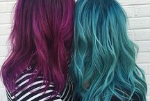 Color Hair - Pelo de color
