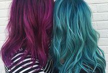 Color Hair - Pelo de color