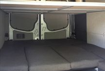 Campervan Loft bed