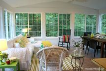 Home Ideas: Sunroom