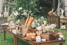 Gueno Backyard Engagement Party / LOVE