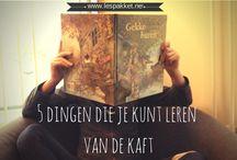 Boekenweek / Ideeën.