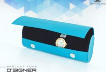 Protect Your DSIGNER-Watch Cases / A new abode to your masterpiece is here. Protect your timepieces in our colourful range of watch cases by D'SIGNER. Available in ultra classy colours and cases! Contact us here to place an order: http://www.designerwatchco.com/ #Watchcase #colourful #DSIGNERwatches #since1991 #ILoveMyTime