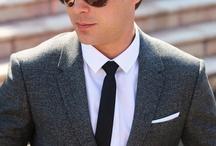 Sunglasses Men Suit