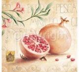 Art - Pomagranates