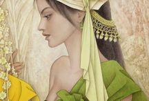 Art - Oriental Art. / Feng Chiang-Jiang*